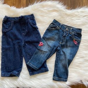 ❤️5/$20❤️ size 12m jeans
